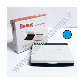 استامپ رومیزی 2560 - آبی