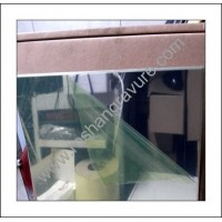 ورق آلومینیم نقره ای آینه