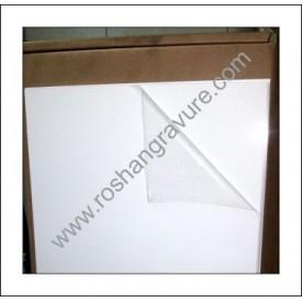 ورق آلومینیم سفید